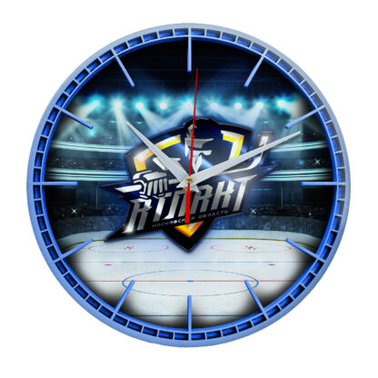 Часы с эмблемой ХК Atlant Moscow Oblast 06