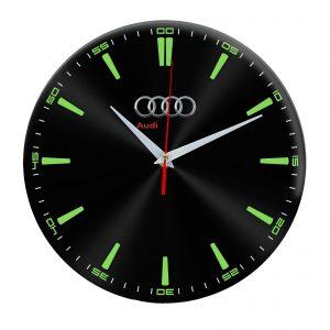 Сувенир – часы Audi 4 10