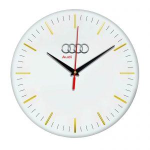 Сувенир – часы Audi 4 13