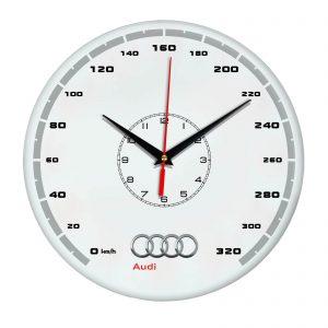Сувенир – часы Audi 4 14