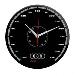 Сувенир – часы Audi 4 15