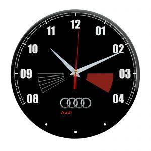 Сувенир – часы Audi 4 16