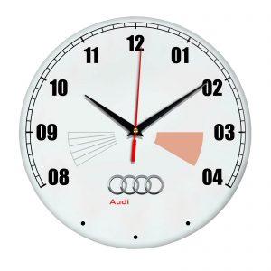 Сувенир – часы Audi 4 17