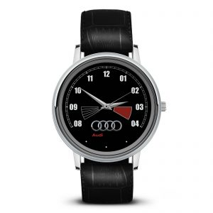 Audi 4 наручные часы с символикой