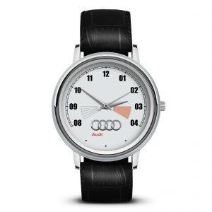 Audi 4 часы наручные с эмблемой