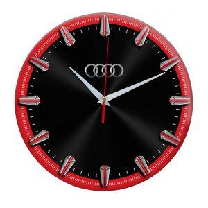 Сувенир – часы Audi 5 06