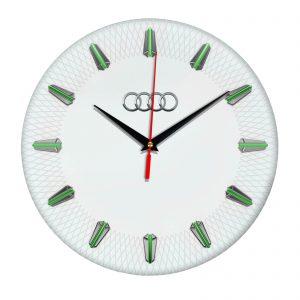 Сувенир – часы Audi 5 07