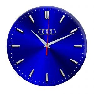 Сувенир – часы Audi 5 08