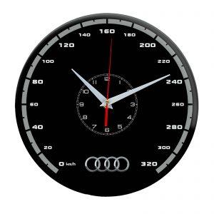 Сувенир – часы Audi 5 15