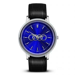 Audi 5 наручные часы со значком