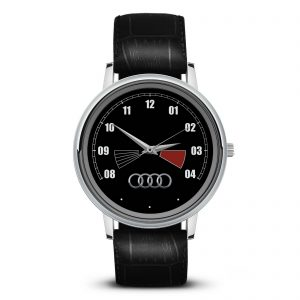 Audi 5 наручные часы с символикой