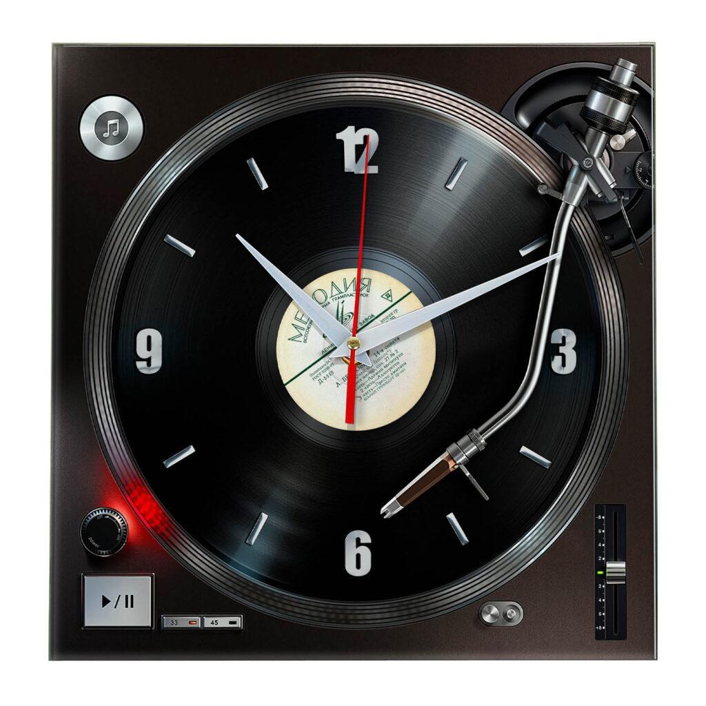 часы - подарок для музыкантов и меломанов