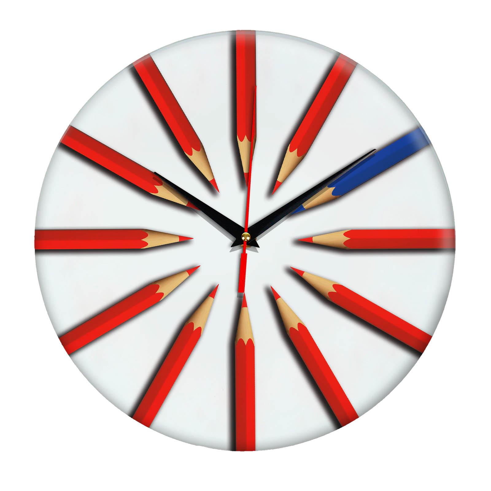 Настенные часы «Карандаши»