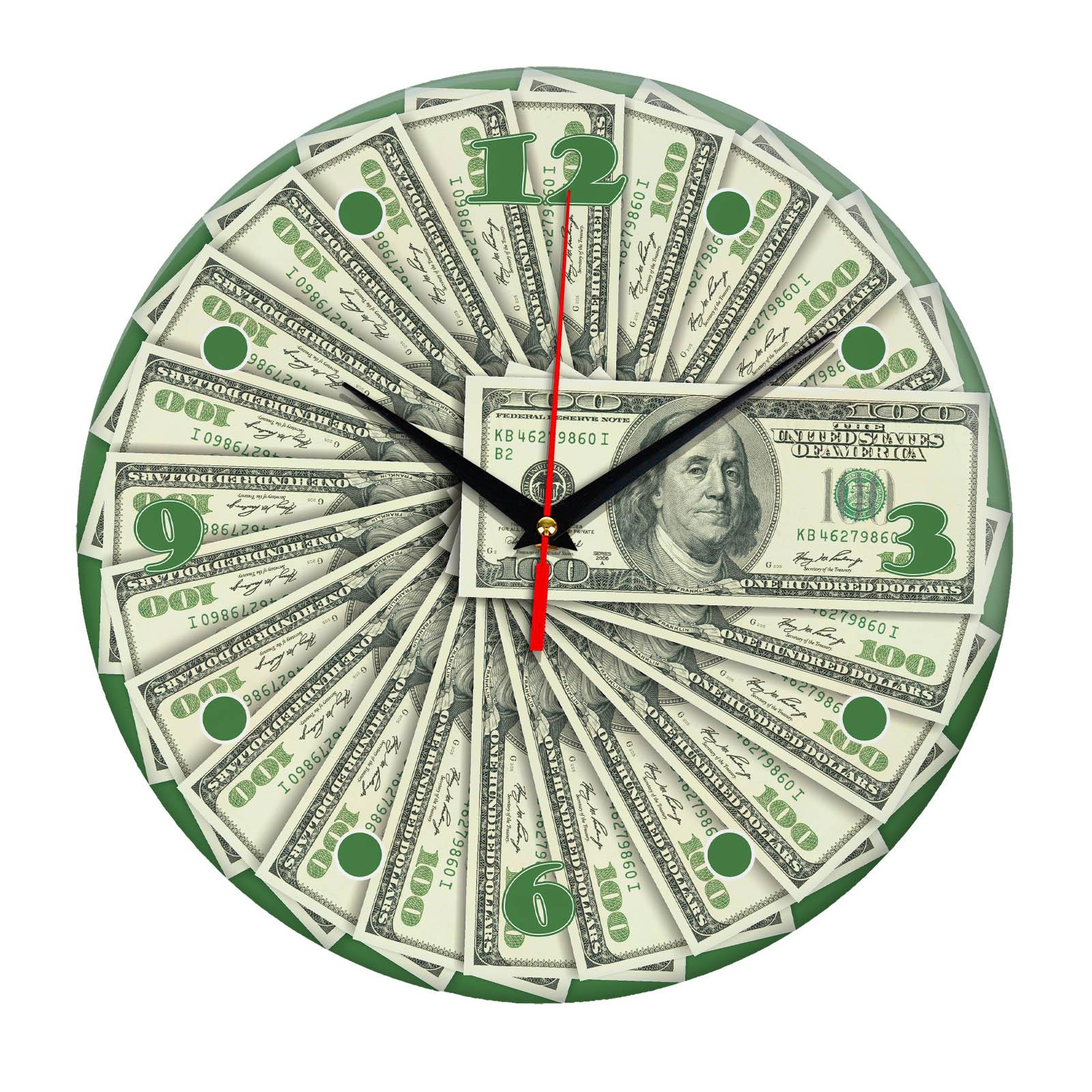 Настенные часы Баксы