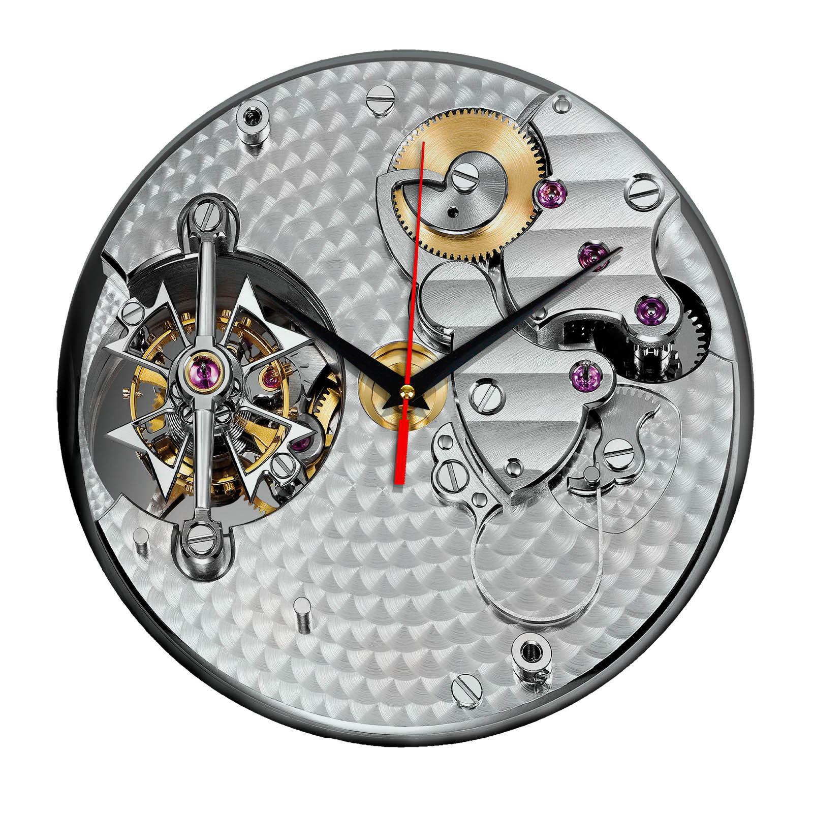 Настенные часы «Механизм»