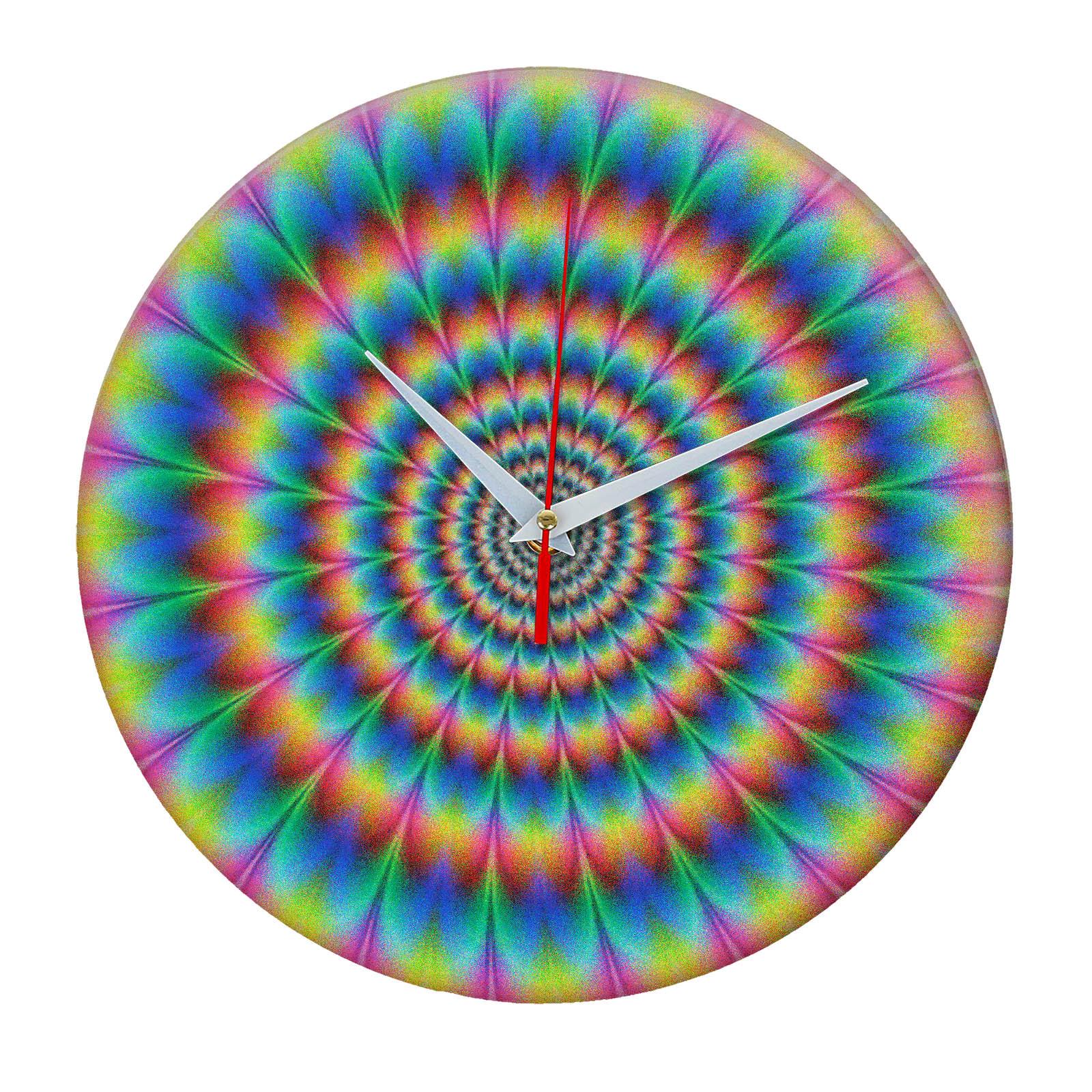 Настенные часы Рябь