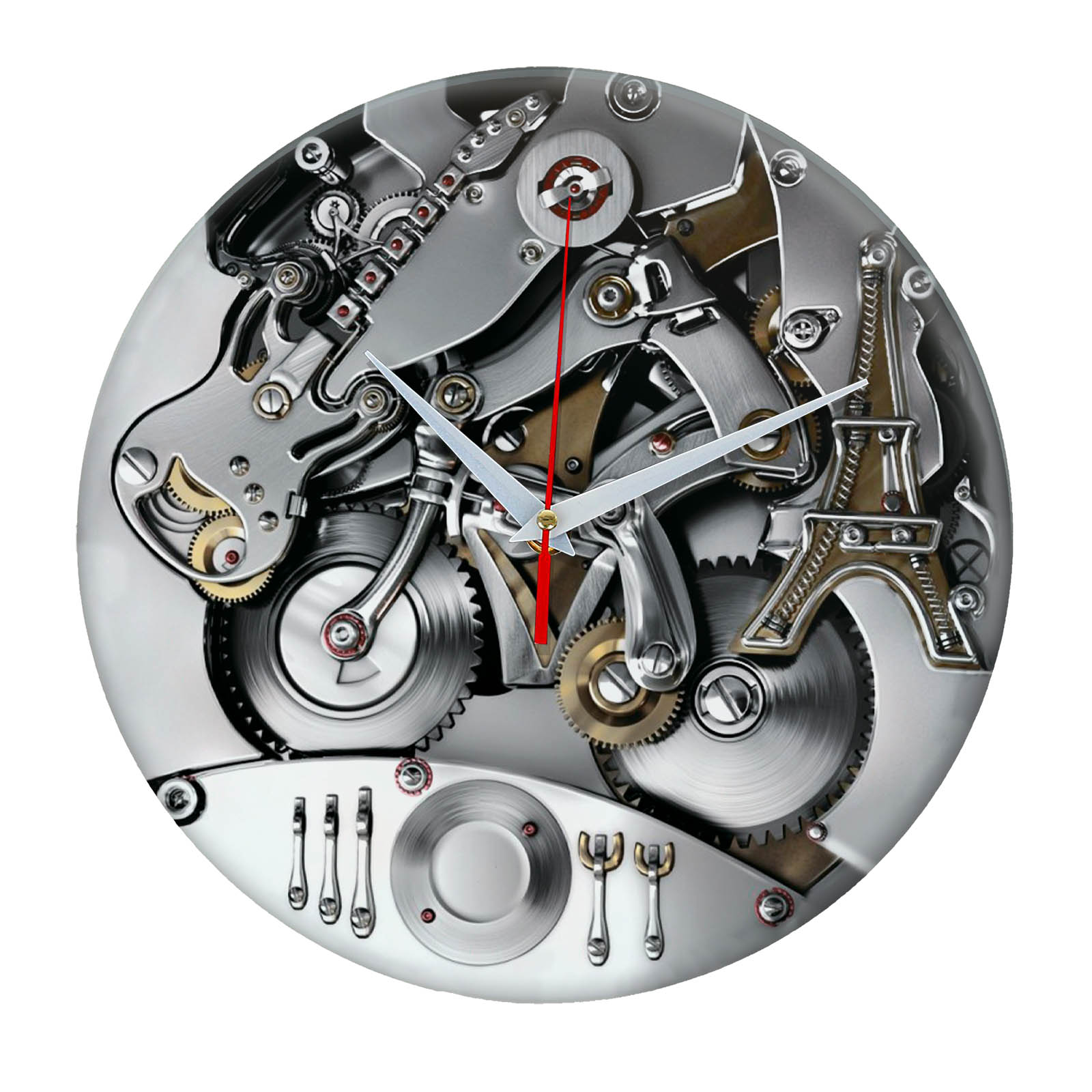 Настенные часы «Веломеханика»