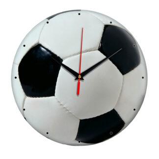 Настенные часы «Футбольный мяч»