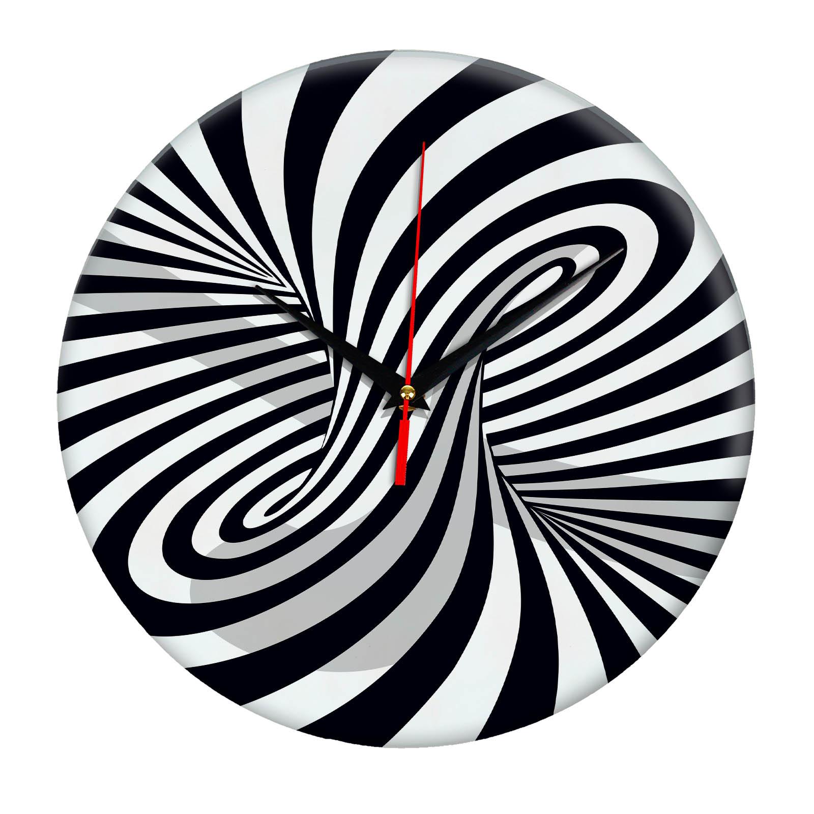 Настенные часы «Бесконечность»