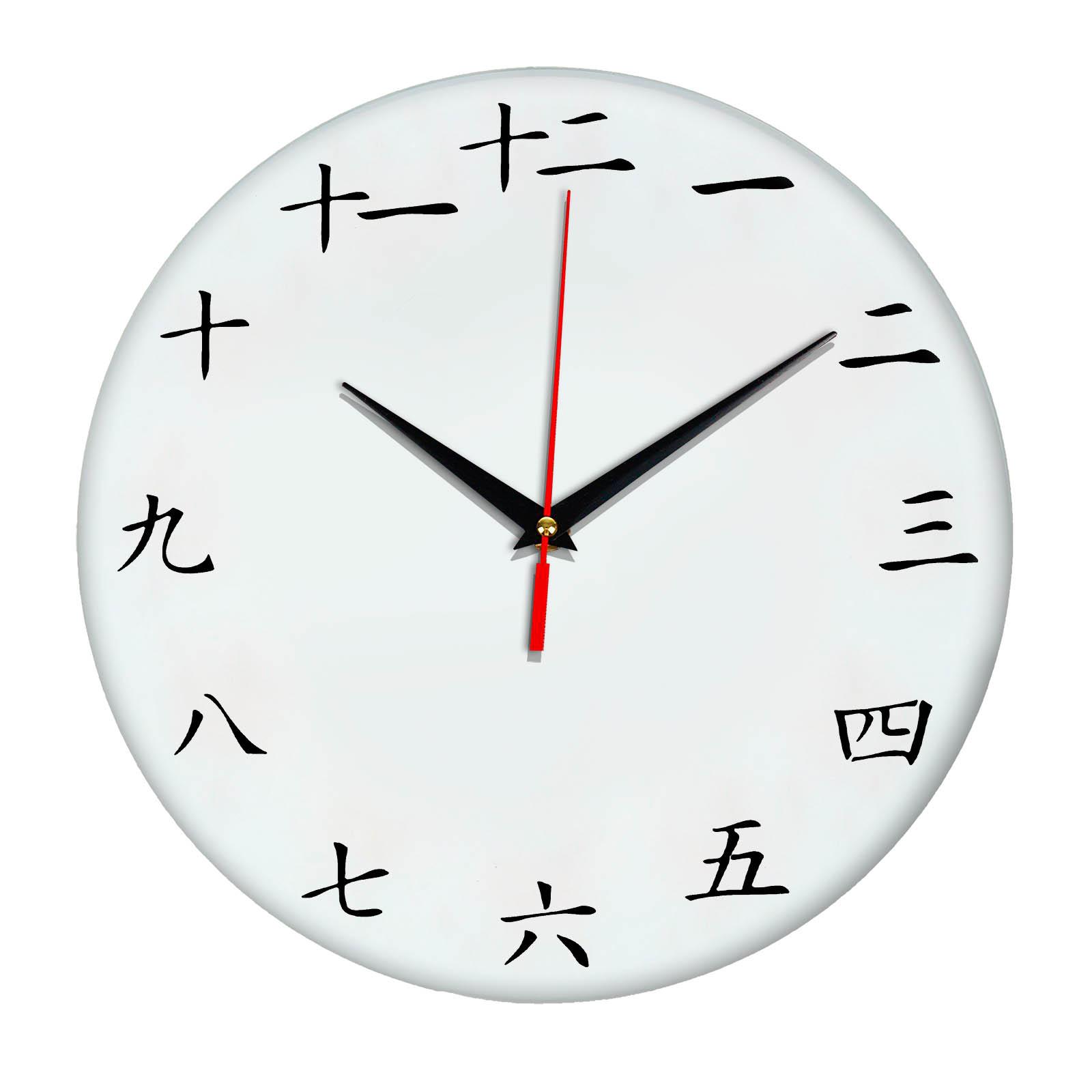 Настенные часы «Иероглифы»