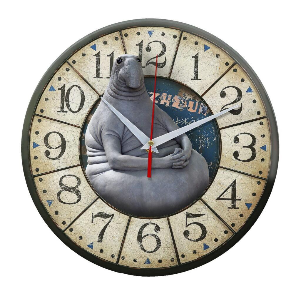 Часы настенные Ждун