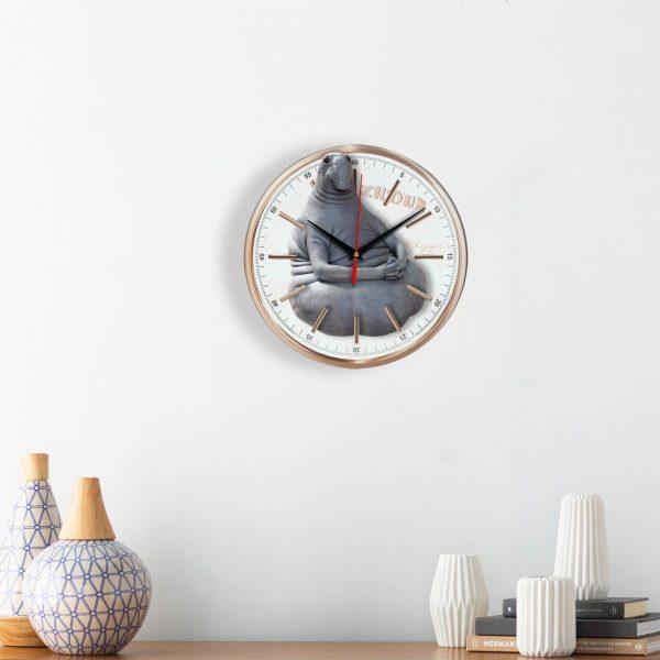 Настенные часы Ждун Zhdun glass