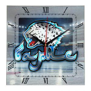 Сувенир – часы Barys Astana 01