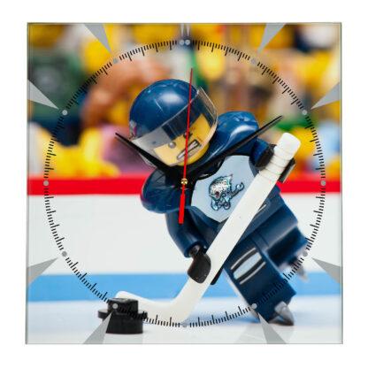 часы на стену — На все времена игра хоккей Barys Astana 05