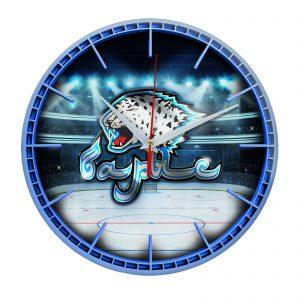 Сувенир – часы Barys Astana 06