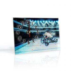 Сувенир – часы Barys Astana 08