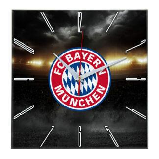 Настенные часы «В лучах славы BAYERN MUNCHEN»