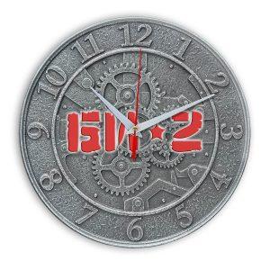 Bi 2 настенные часы 1