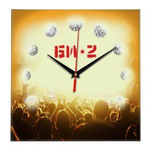 Bi 2 настенные часы 12