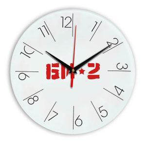 Bi 2 настенные часы 6