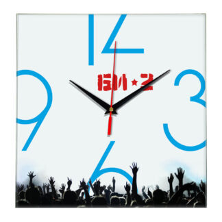 Bi 2 настенные часы 8