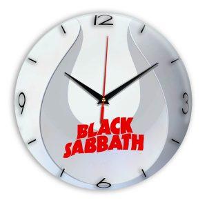 Black sabbath настенные часы 14