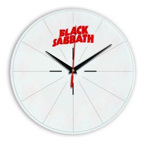 Black sabbath настенные часы 15