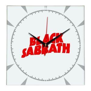 Black sabbath настенные часы 2