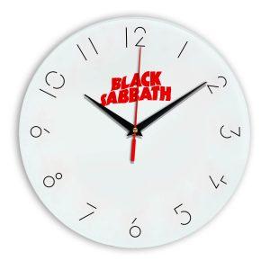 Black sabbath настенные часы 5