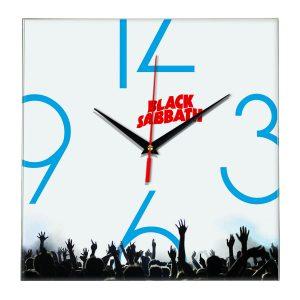 Black sabbath настенные часы 8