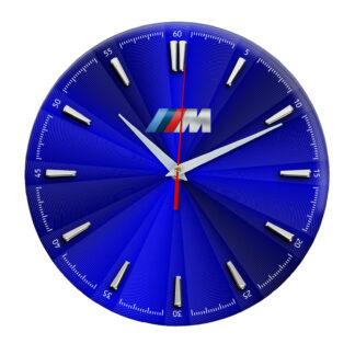 часы с автомобилем BMW M 12