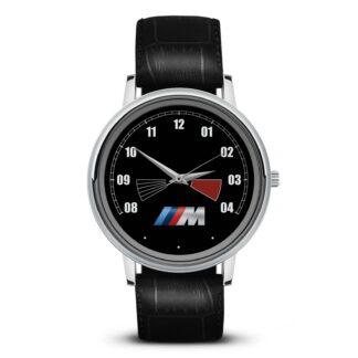 спидометр BMW M наручные часы с символикой