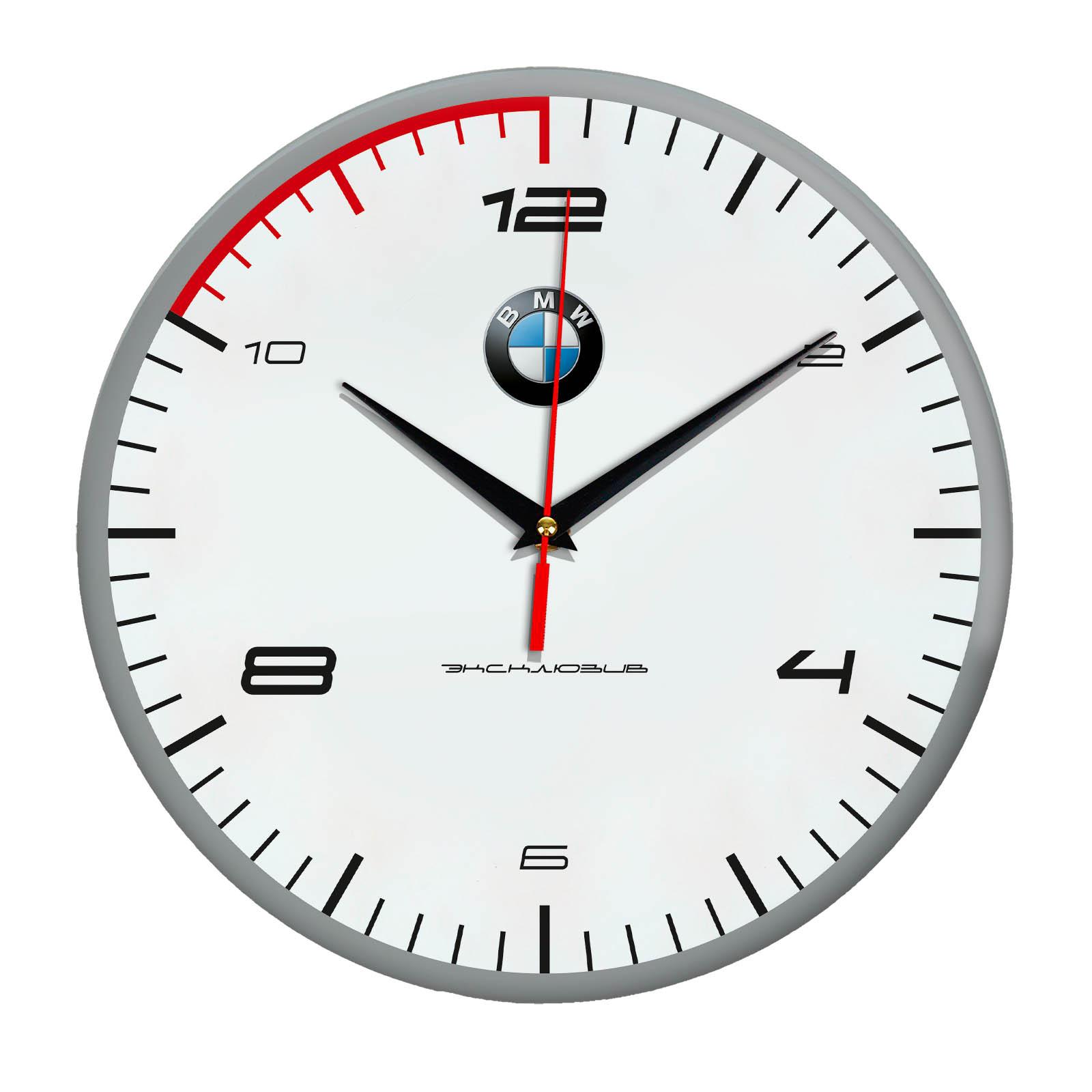 Настенные часы «bmw спидометр»