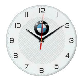 Настенные часы с символикой BMW 04