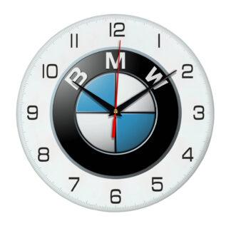 Настенные часы с логотипом BMW 05