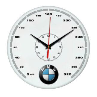 часы со спидометром 320 км ч BMW 14