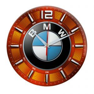 Сувенир – часы BMW1 23