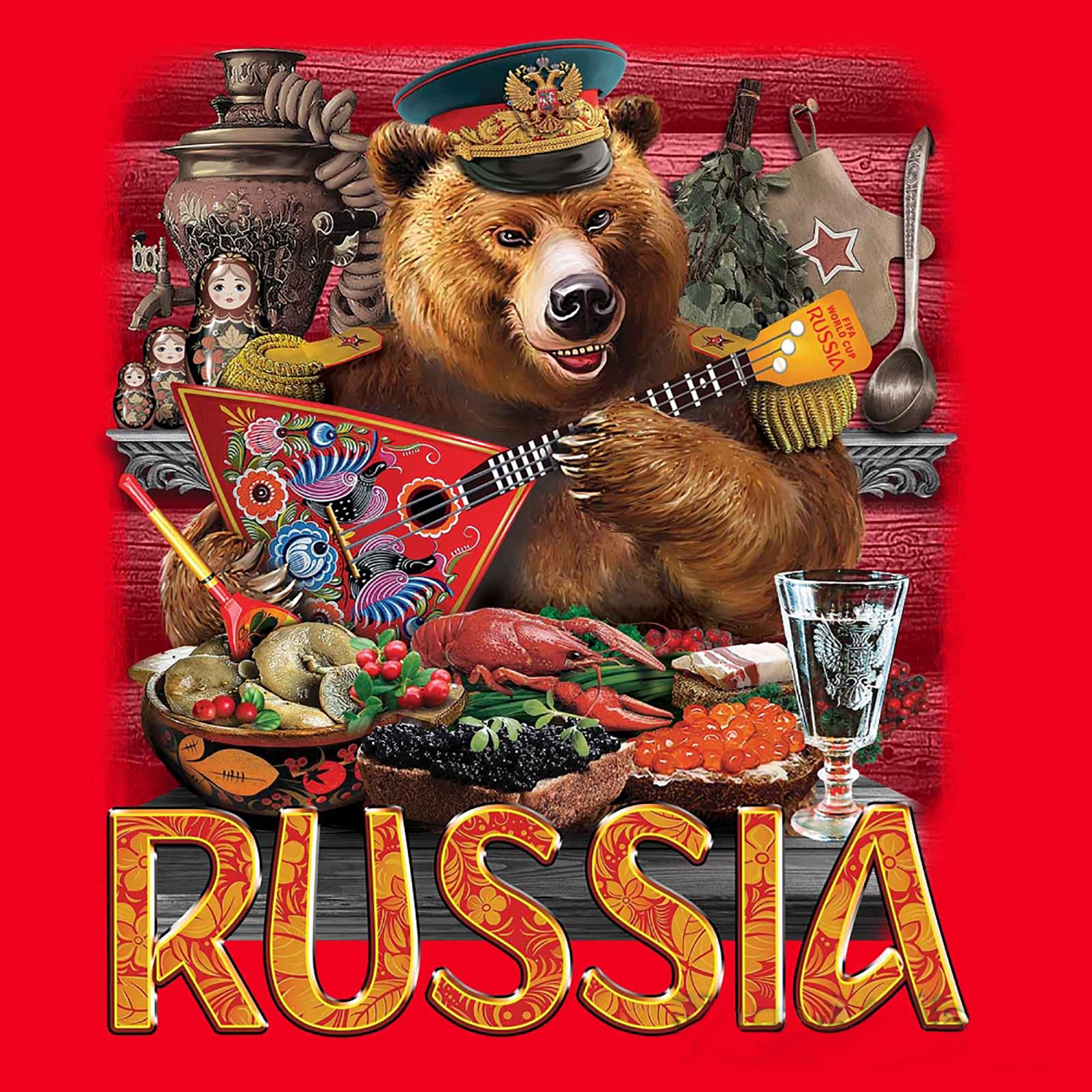 Часы сувенир Чемпионат мира Россия 2018