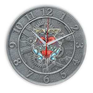 Bon jovi 2 настенные часы 1