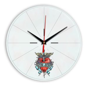 Bon jovi 2 настенные часы 3